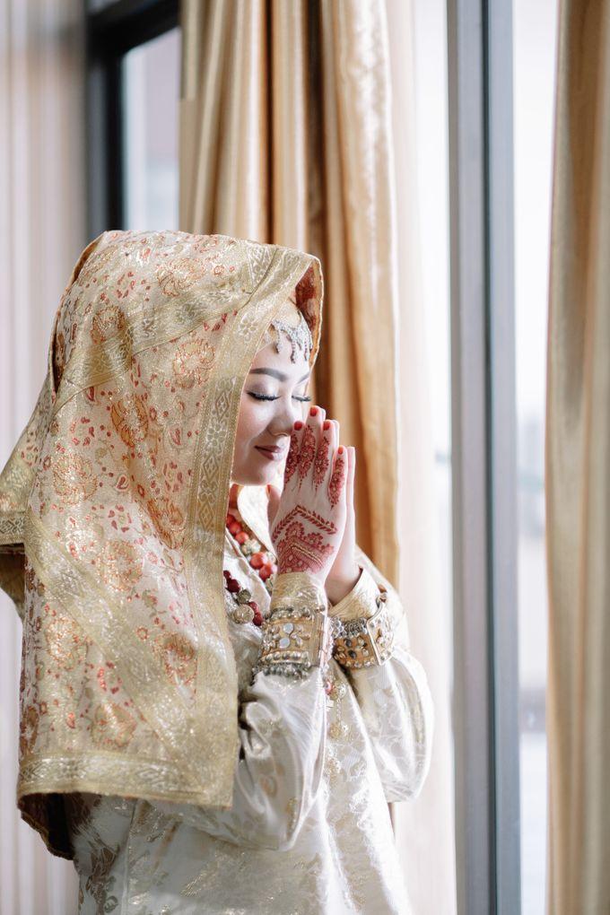 Pernikahan Adat Minang Ala Anggi Reza by Harry and Friends Organizer - 001