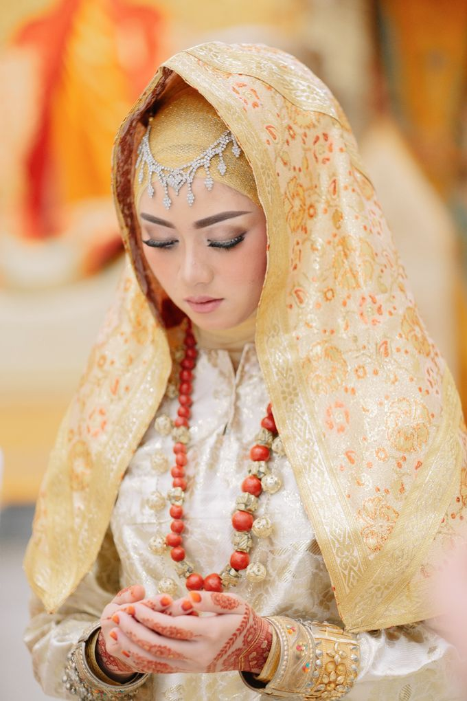 Pernikahan Adat Minang Ala Anggi Reza by Harry and Friends Organizer - 002