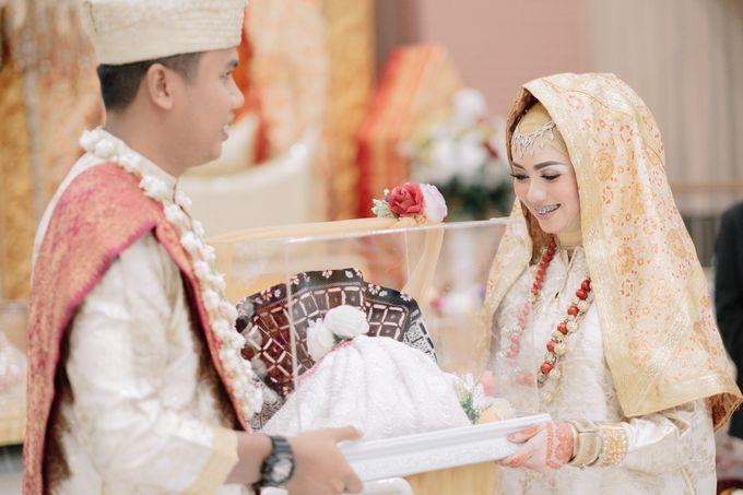 Pernikahan Adat Minang Ala Anggi Reza by Harry and Friends Organizer - 003