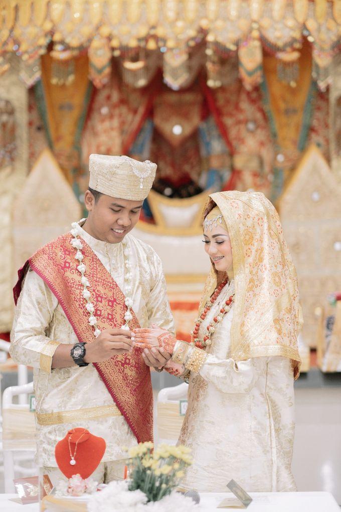 Pernikahan Adat Minang Ala Anggi Reza by Harry and Friends Organizer - 004