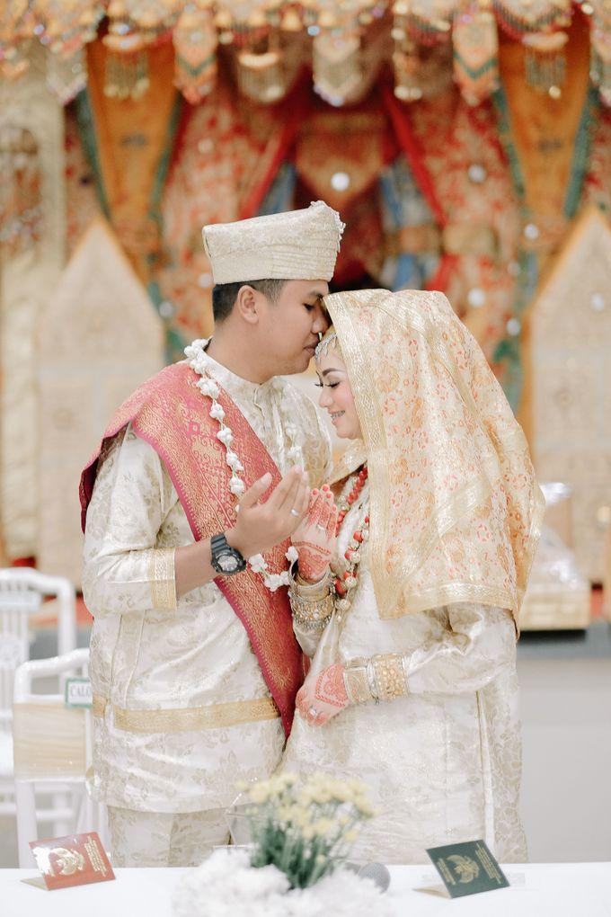 Pernikahan Adat Minang Ala Anggi Reza by Harry and Friends Organizer - 005