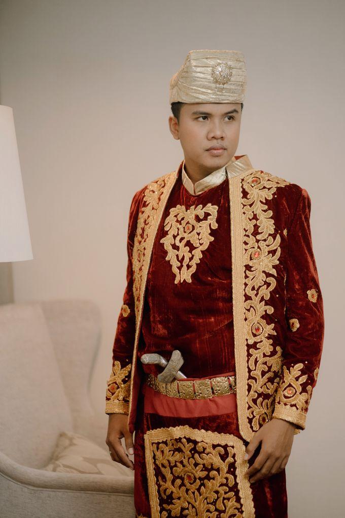 Pernikahan Adat Minang Ala Anggi Reza by Harry and Friends Organizer - 006