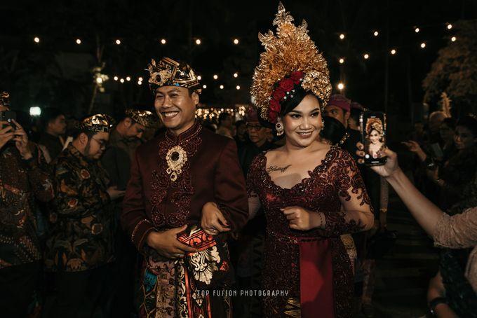 Balinese Wedding by Top Fusion Wedding - 023
