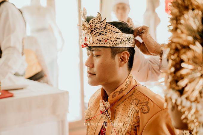 Balinese Wedding by Top Fusion Wedding - 041