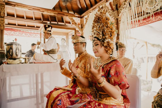 Balinese Wedding by Top Fusion Wedding - 028