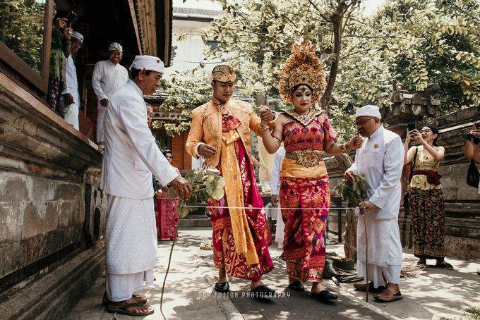 Balinese Wedding by Top Fusion Wedding - 047