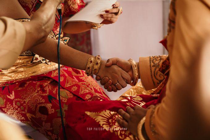 Balinese Wedding by Top Fusion Wedding - 024
