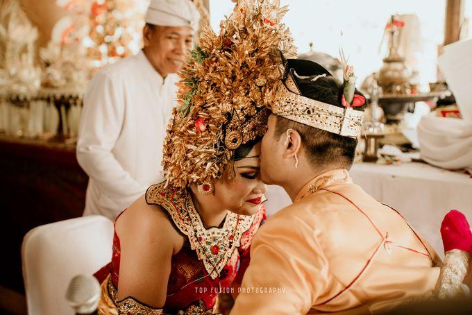 Balinese Wedding by Top Fusion Wedding - 008