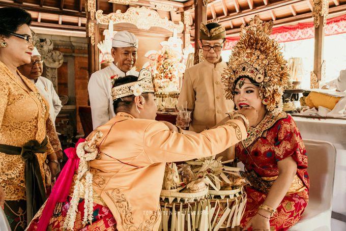 Balinese Wedding by Top Fusion Wedding - 045