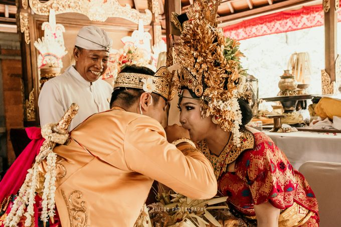 Balinese Wedding by Top Fusion Wedding - 048
