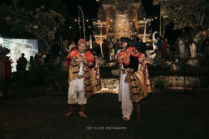 Balinese Wedding by Top Fusion Wedding - 038