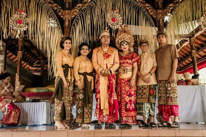 Balinese Wedding by Top Fusion Wedding - 030