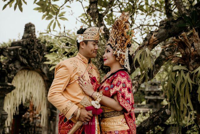 Balinese Wedding by Top Fusion Wedding - 019
