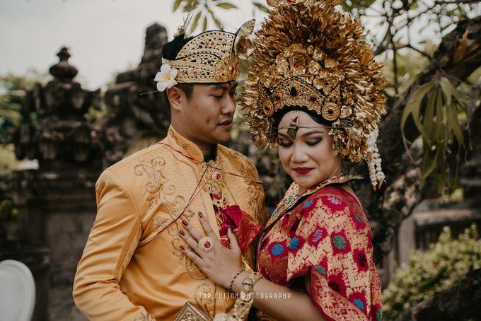 Balinese Wedding by Top Fusion Wedding - 005