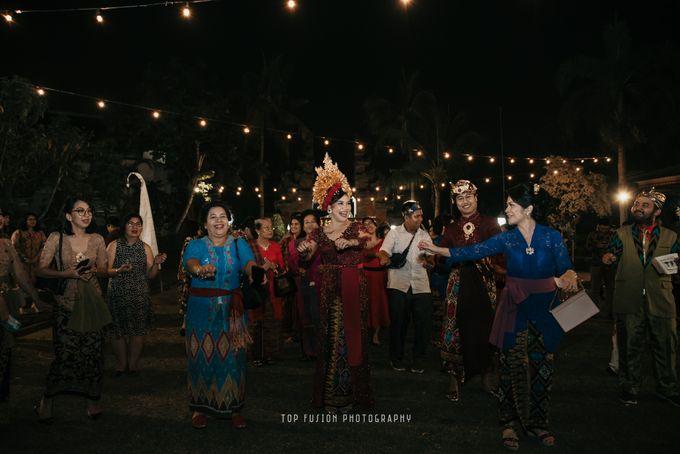 Balinese Wedding by Top Fusion Wedding - 016