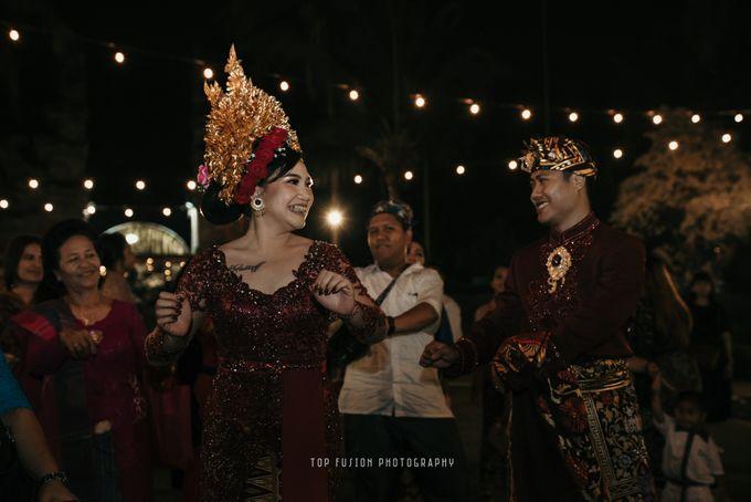 Balinese Wedding by Top Fusion Wedding - 006