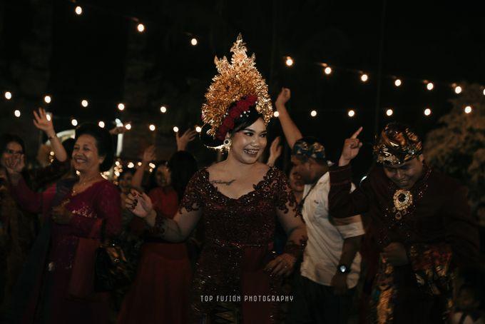 Balinese Wedding by Top Fusion Wedding - 012