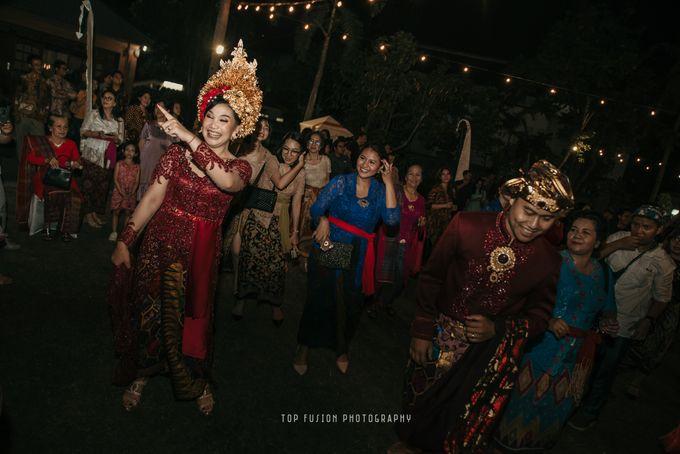 Balinese Wedding by Top Fusion Wedding - 001