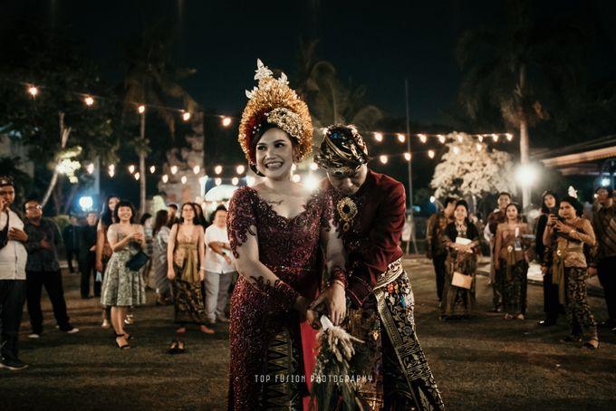 Balinese Wedding by Top Fusion Wedding - 044