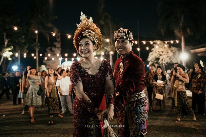 Balinese Wedding by Top Fusion Wedding - 033