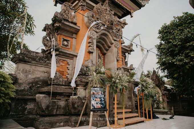 Balinese Wedding by Top Fusion Wedding - 050