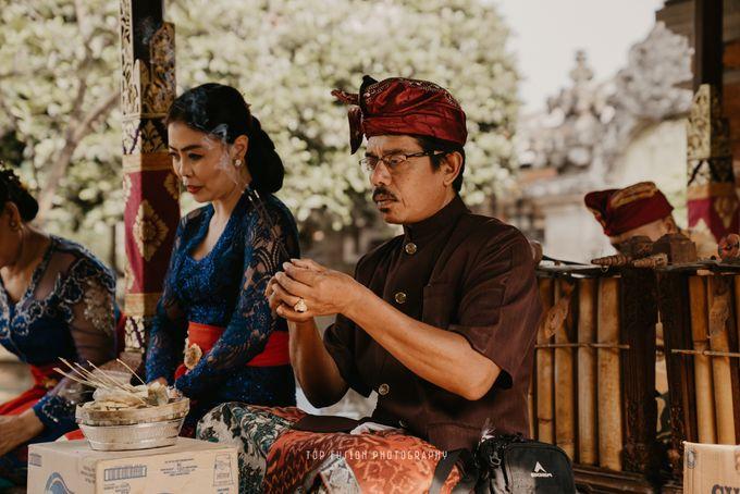 Balinese Wedding by Top Fusion Wedding - 007