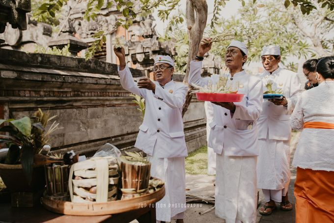 Balinese Wedding by Top Fusion Wedding - 022