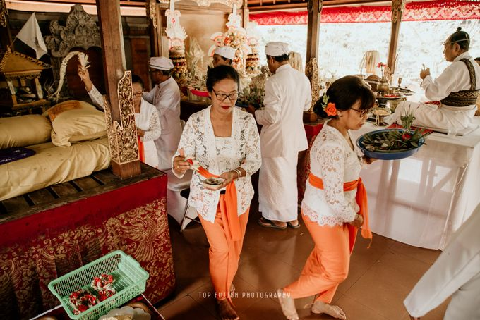 Balinese Wedding by Top Fusion Wedding - 025