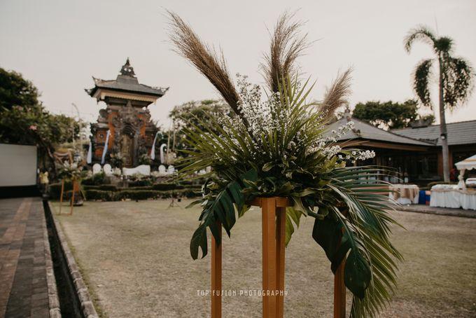 Balinese Wedding by Top Fusion Wedding - 014