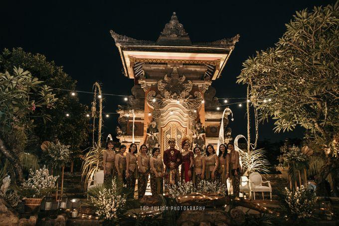 Balinese Wedding by Top Fusion Wedding - 049