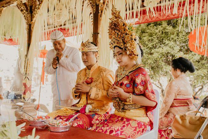 Balinese Wedding by Top Fusion Wedding - 037