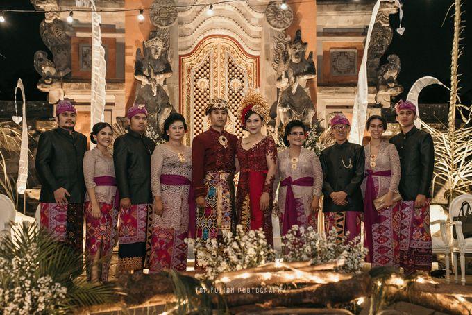 Balinese Wedding by Top Fusion Wedding - 036