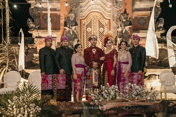 Balinese Wedding by Top Fusion Wedding - 042