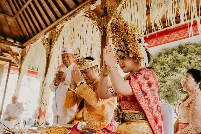 Balinese Wedding by Top Fusion Wedding - 046