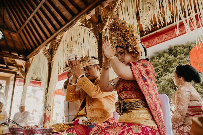 Balinese Wedding by Top Fusion Wedding - 035