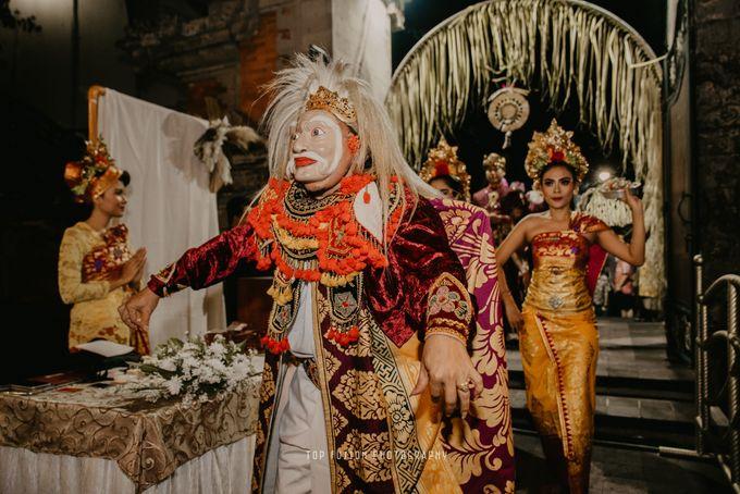 Balinese Wedding by Top Fusion Wedding - 032