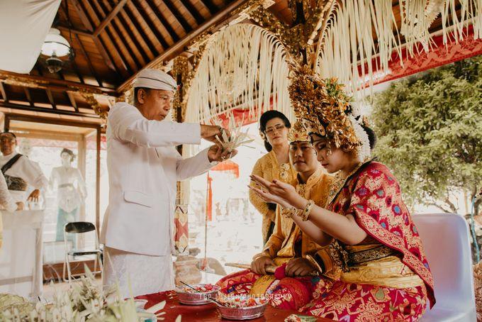 Balinese Wedding by Top Fusion Wedding - 034