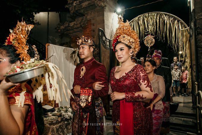 Balinese Wedding by Top Fusion Wedding - 026