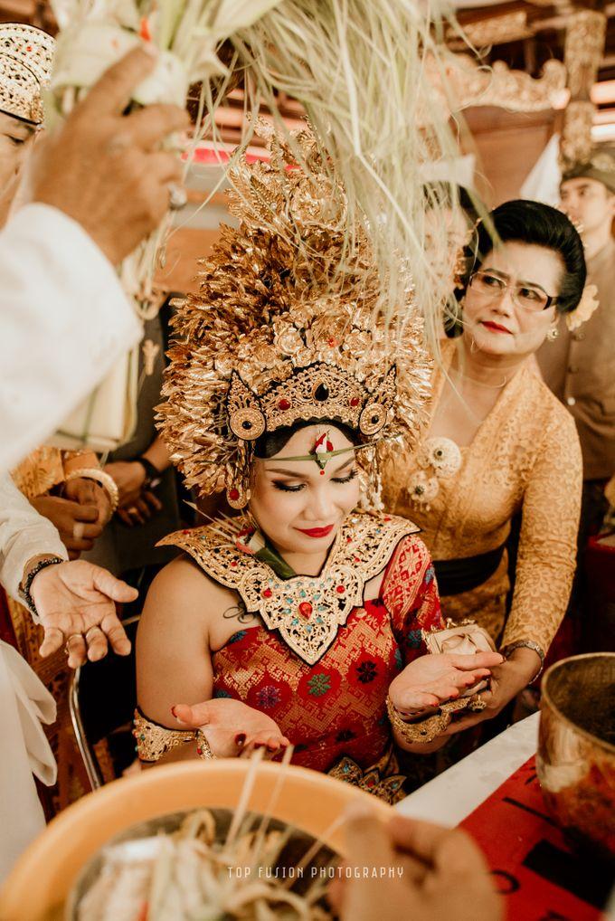Balinese Wedding by Top Fusion Wedding - 043