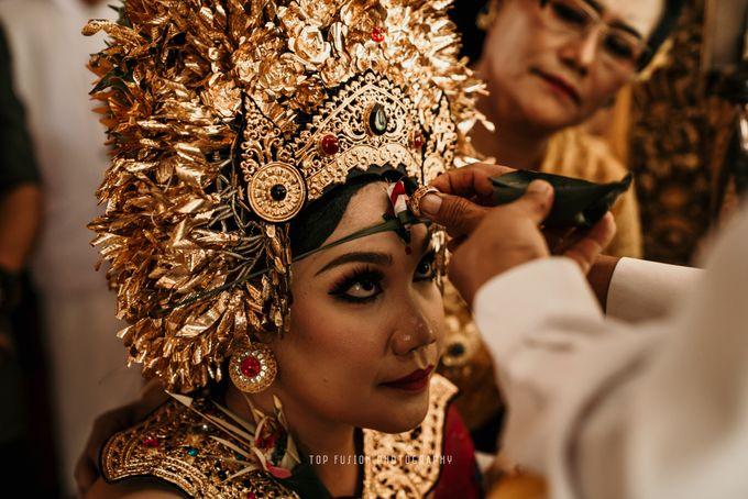 Balinese Wedding by Top Fusion Wedding - 027