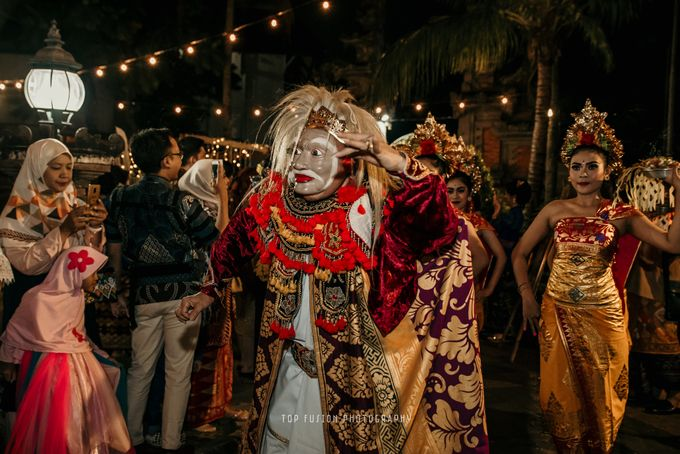 Balinese Wedding by Top Fusion Wedding - 021
