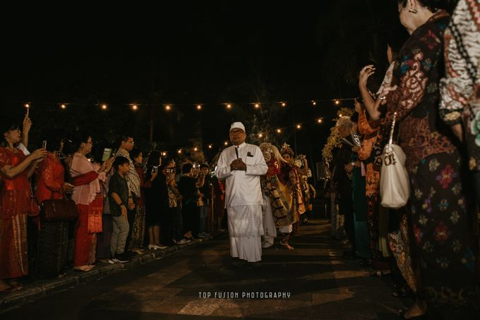 Balinese Wedding by Top Fusion Wedding - 018
