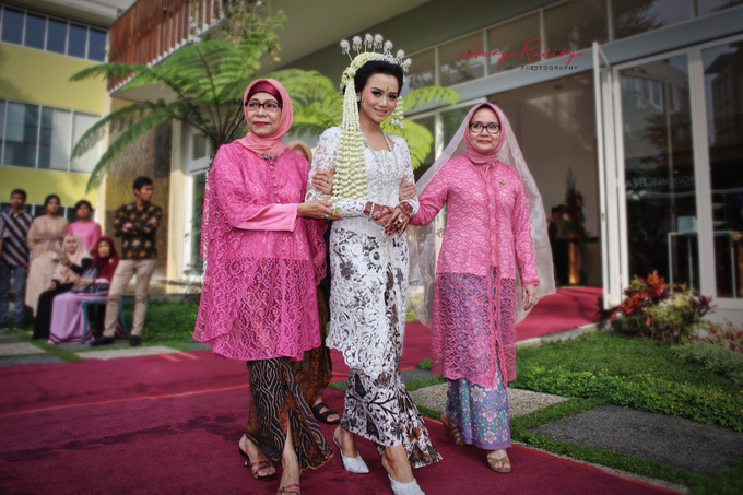Arsyi and Galih wedding day by Aston Bogor Hotel & Resort - 002