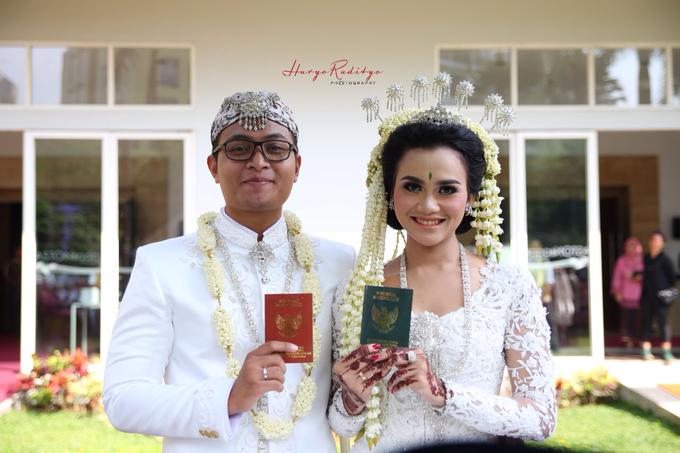 Arsyi and Galih wedding day by Aston Bogor Hotel & Resort - 008