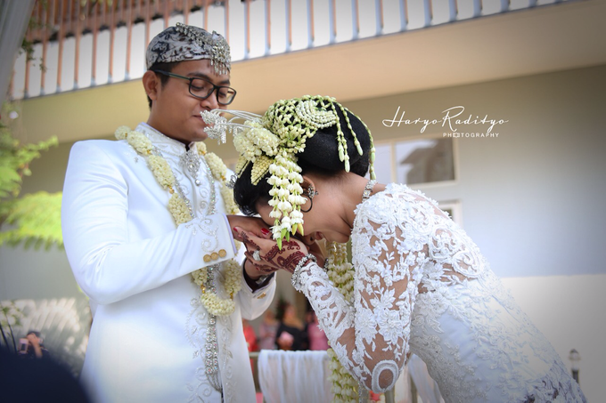 Arsyi and Galih wedding day by Aston Bogor Hotel & Resort - 010