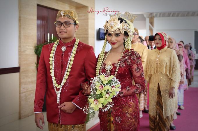 Arsyi and Galih wedding day by Aston Bogor Hotel & Resort - 011