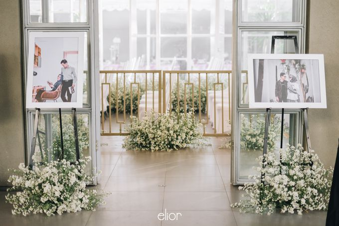 The Wedding of Hasna and Dimas by Elior Design - 002