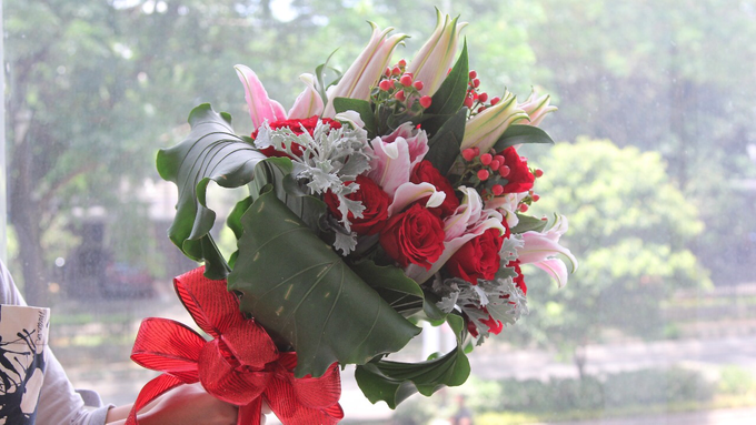 Ummaya's Wedding❤️ by Hatiku Florist - 006