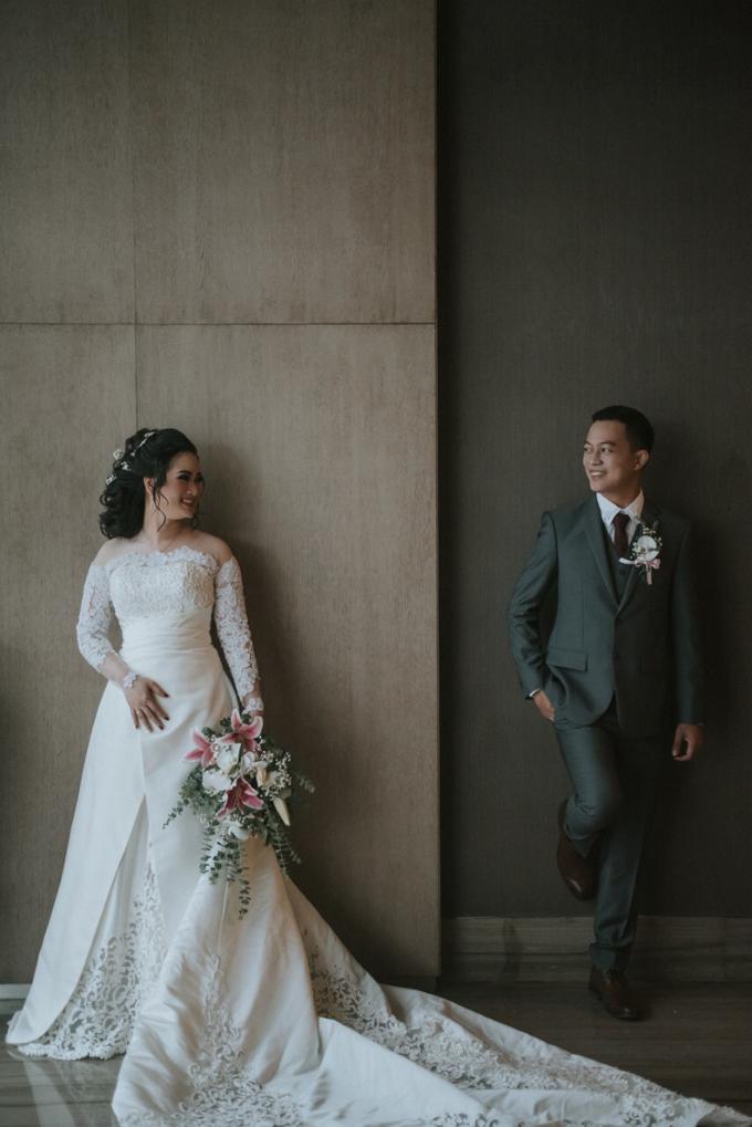 Dinda ❤️ Inno Wedding by Hatiku Florist - 005