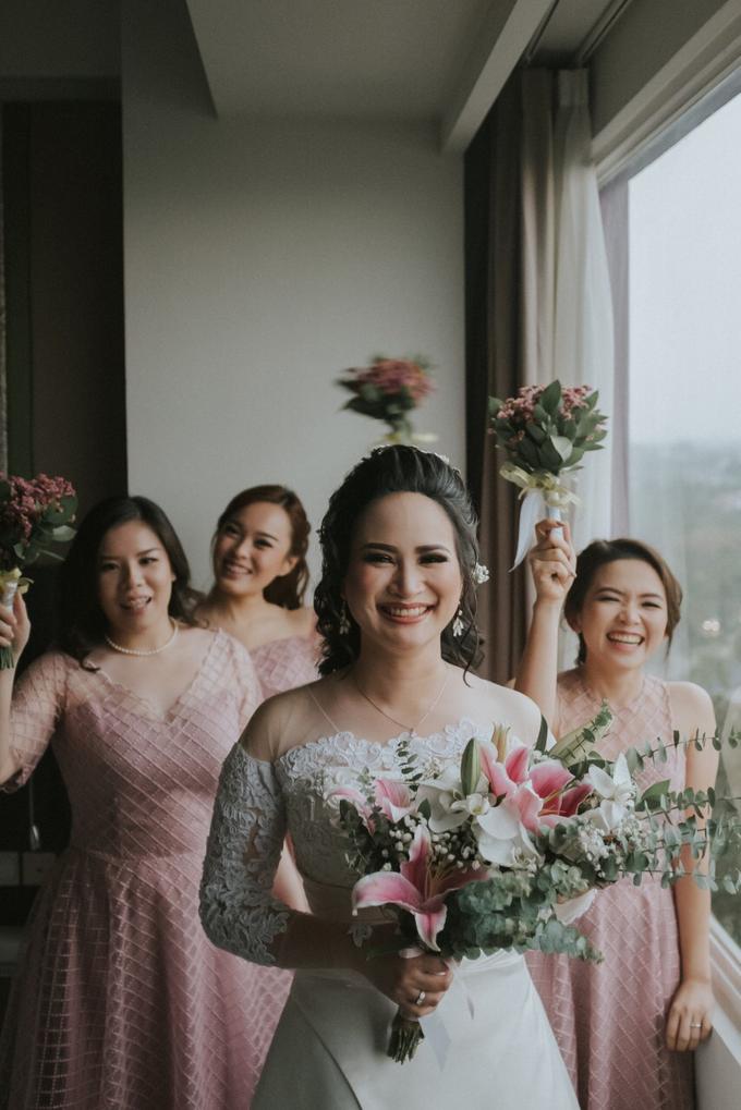 Dinda ❤️ Inno Wedding by Hatiku Florist - 003